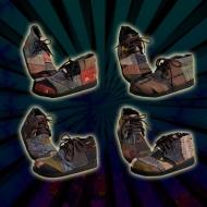 Хемповые ботинки