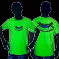 Флюрная футболка